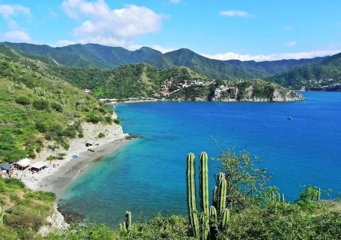 Playas más populares de Santa Marta: Playa Sisiguaca