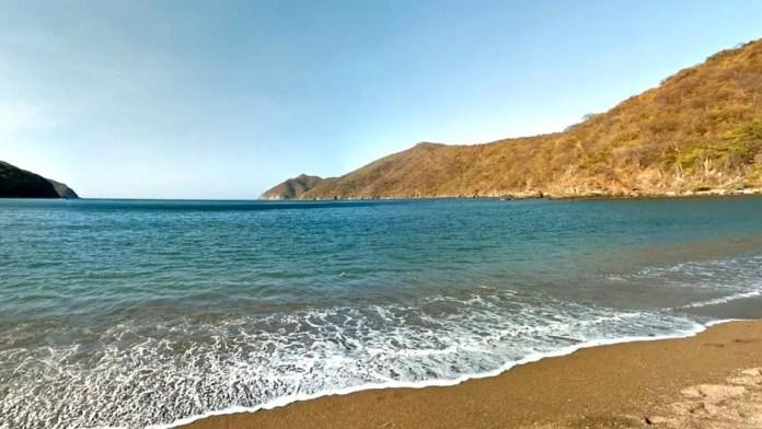 Playas más hermosas de Santa Marta: Gairaca