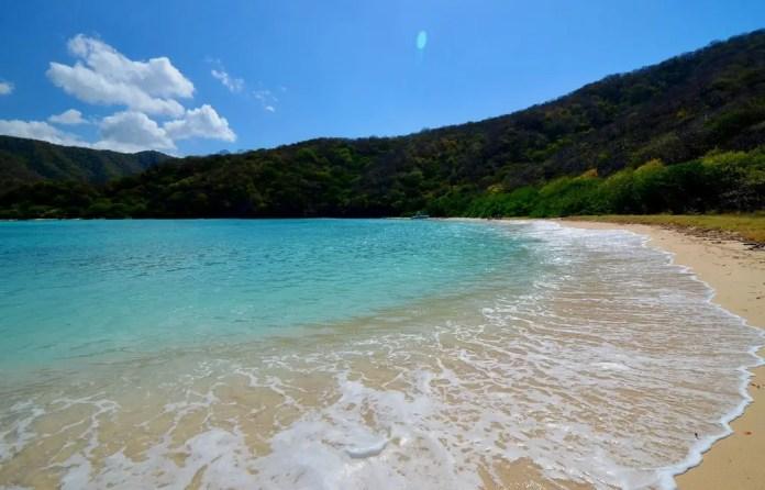 Mejores playas de Santa Marta: Playa Chengue