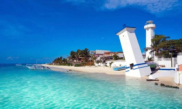 Playas cerca de Cancún: Puerto Morelos
