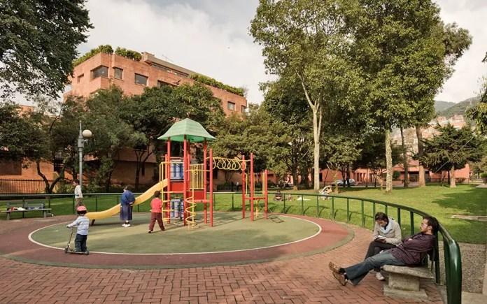Mejores Parques de Bogotá: Parque El Virrey