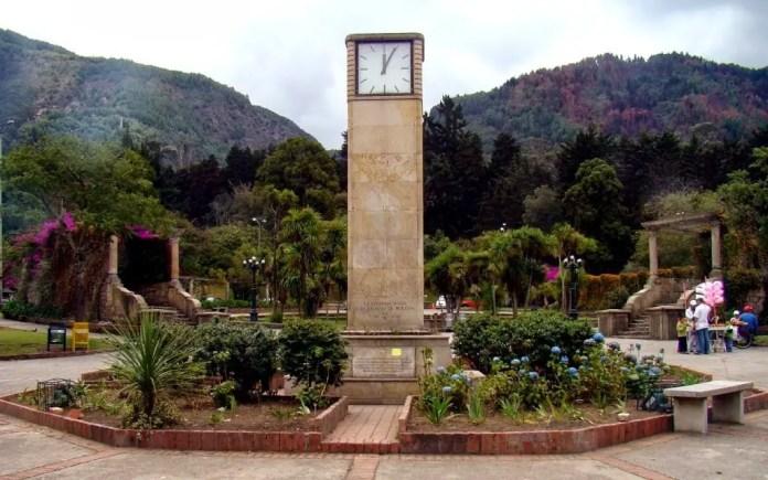 Mejore sparques de Bogotá: Parque Nacional Enrique Olaya Herrera