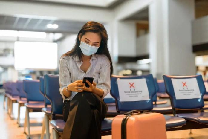 Recomendaciones para viajar durante la pandemia