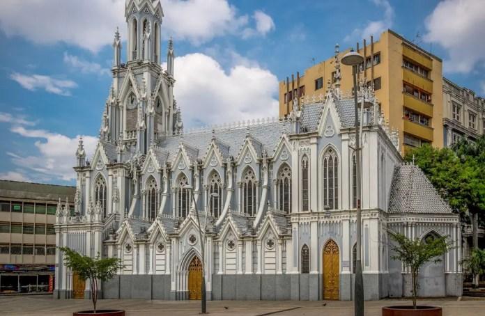 Qué hacer y qué ver en Cali: Iglesia La Ermita