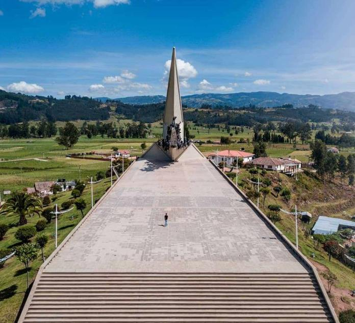 Lugares turísticos en Boyacá: Paipa