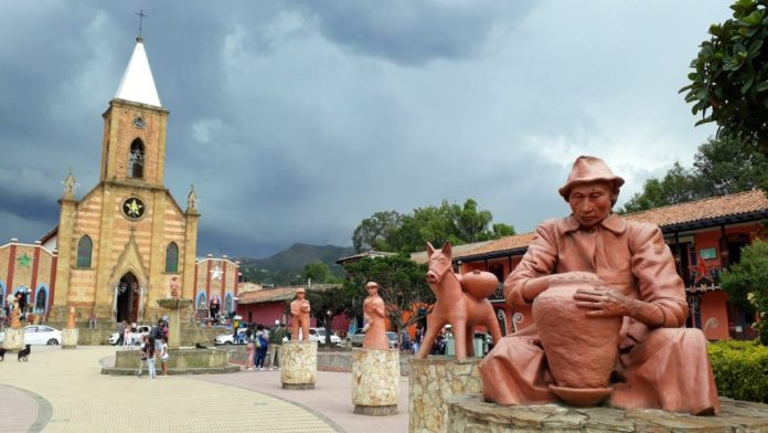 Qué hacer y qué visitar en Boyacá
