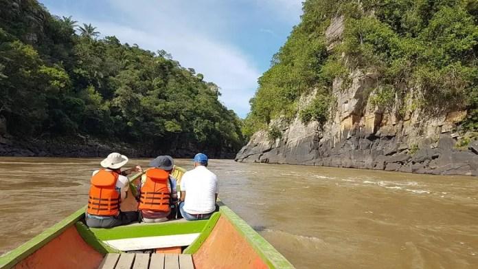 Cómo llegar a Caño Cristales: Recorrer Río Guayabero