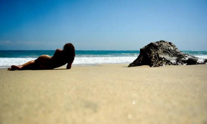 Boca de Saco, la playa nudista en Santa Marta