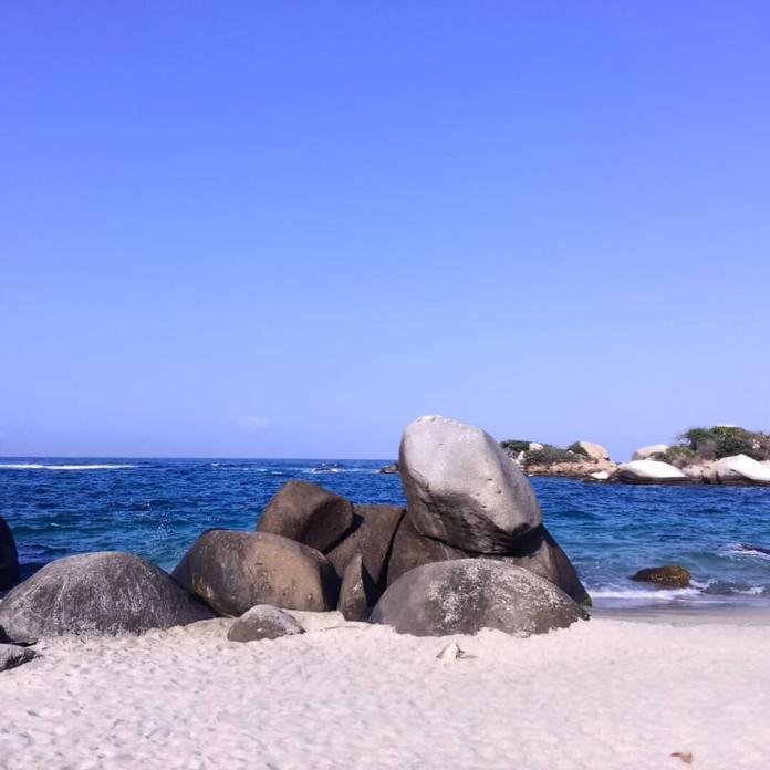Playa Arenilla Santa Marta