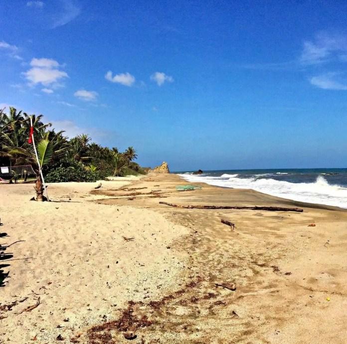 Playa Castilletes Tayrona Santa Marta