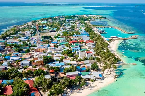 Isla de Maafushi