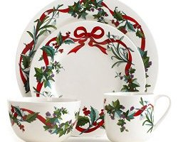 Buy Christmas Dinnerware Set by