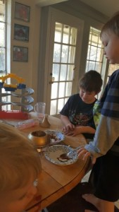 Cooking with the Grandkids