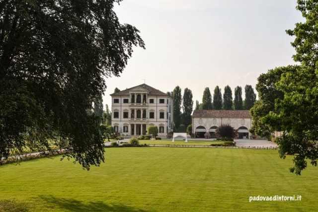 Tavello, Villa Pacchierotti - padovaedintorni.it ©RobertaZago