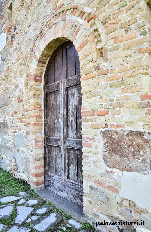 Pozzoveggiani - ingresso ©RobertaZago padovaedintorni.it