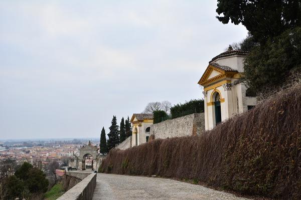 S. Valentino e il Santuario delle sette chiesette di Monselice