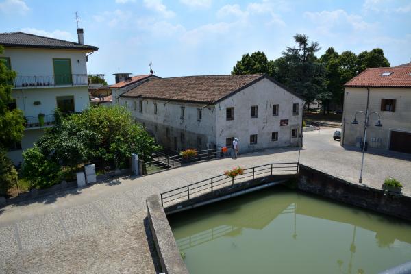 Pontemanco: l'antico borgo dei mulini a Due Carrare