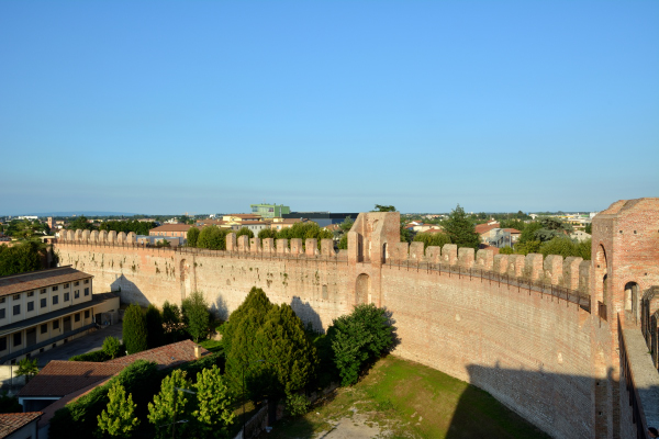 Camminamento delle Mura di Cittadella