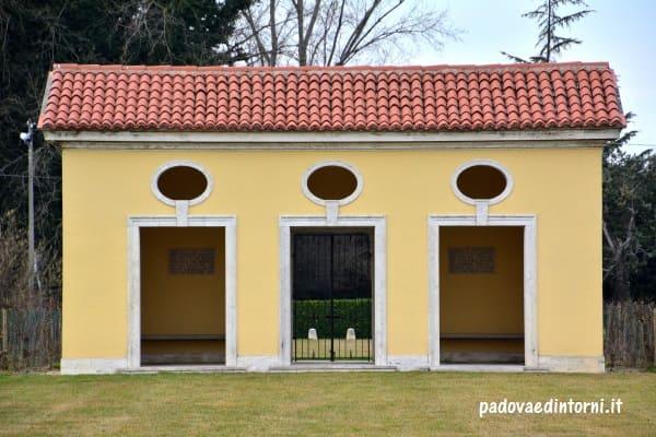 Padua War Cemetery - vista ingresso ©RobertaZago - padovaedintorni.it