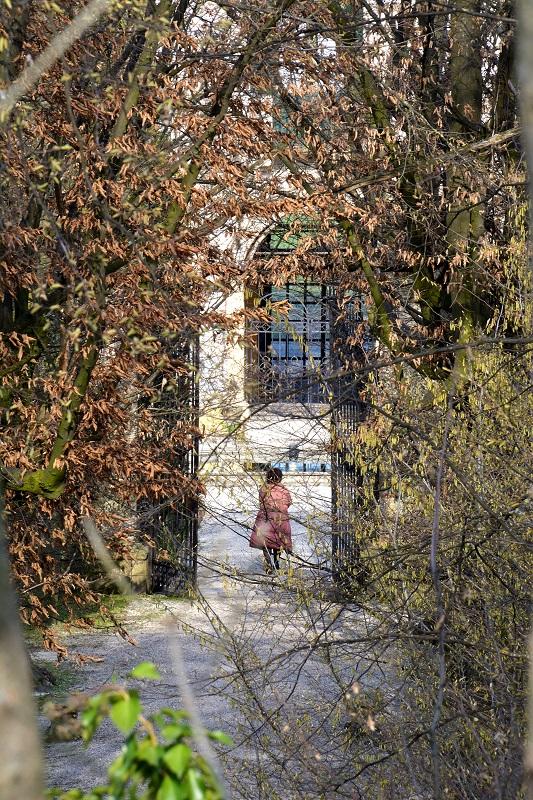 Castello San Pelagio parco - padovaedintorni.it ©RobertaZago