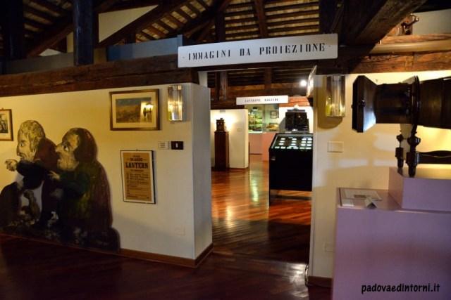 Museo del Precinema - sala interna - padovaedintorni.it ©RobertaZago