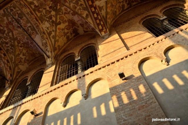 Palazzo della Ragione - terrazza ©RobertaZago padovaedintorni.it
