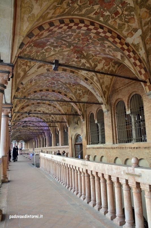 Palazzo della Ragione - terrazza ©RobertaZago ©padovaedintorni.it