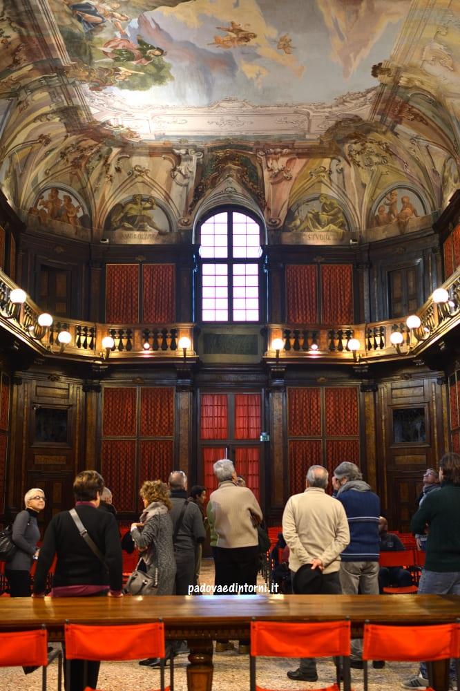 Casa Carmeli - biblioteca 2 ©RobertaZago padovaedintorni.it