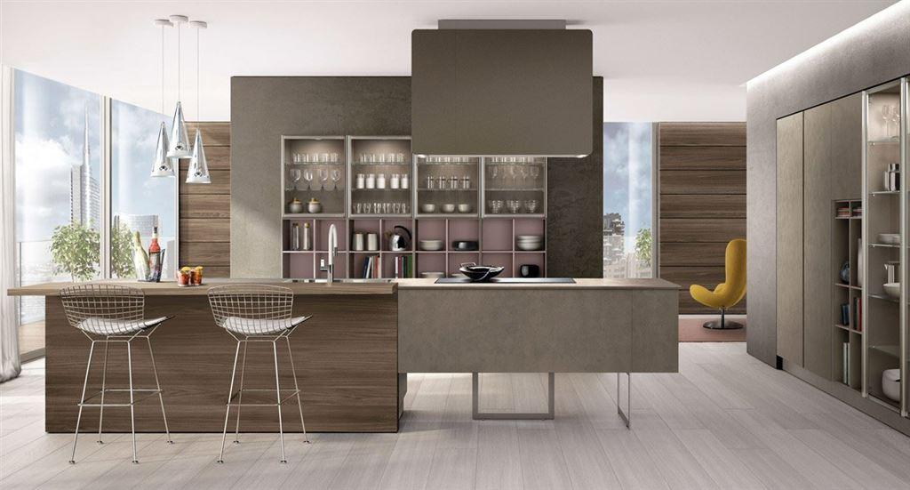 Modern Kitchens Euromobil Mod Lain