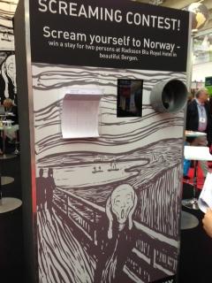 Norway at IMEX Scream