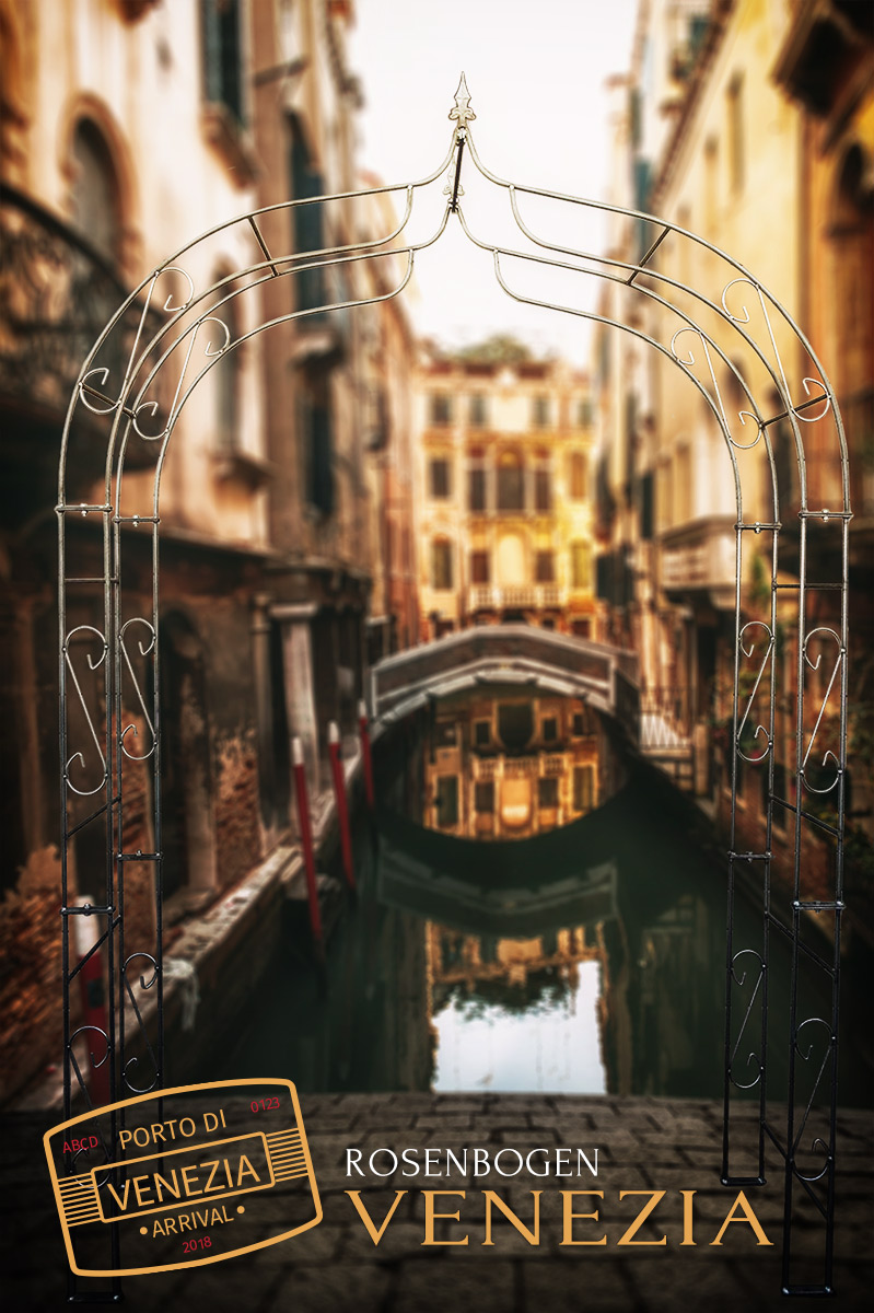 Rosenbogen Venezia
