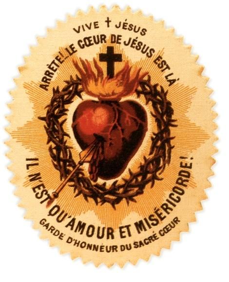NEUVAINE AU SACRE COEUR DE JESUS – 08ème JOUR – 18 JUIN
