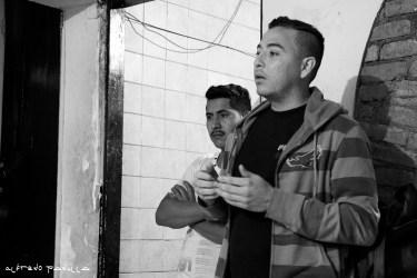 """""""La familia y los amigos se olvidan y en ese momento uno se queda sin poder llegar a Estados Unidos o sin poder regresar a casa"""" Edvin Morales, 30 años, Guatemala."""