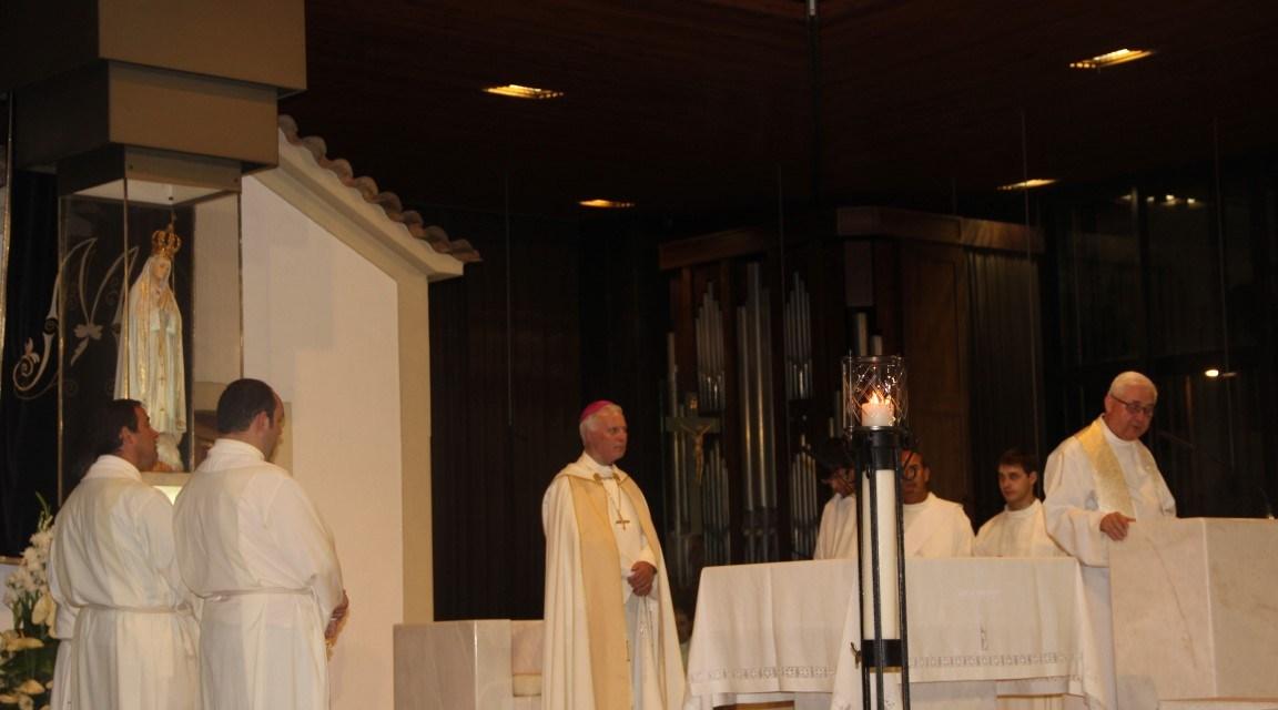 Santuário de Fátima; peregrinação diocesana 2013