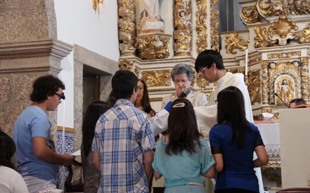 Curso de Iniciação para catequistas em Seia