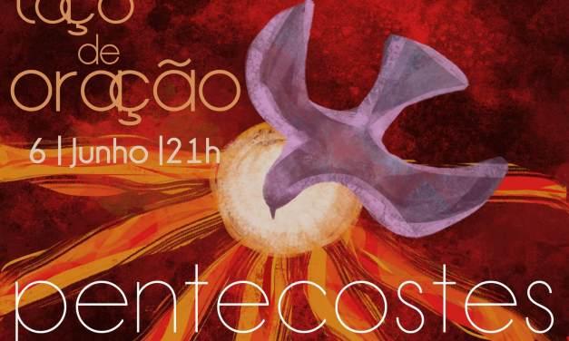 Laço de oração do Pentecostes.