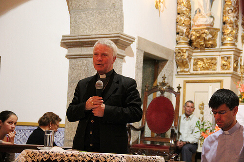 """Bispo da Guarda presente na """"Paróquias da Estela"""""""