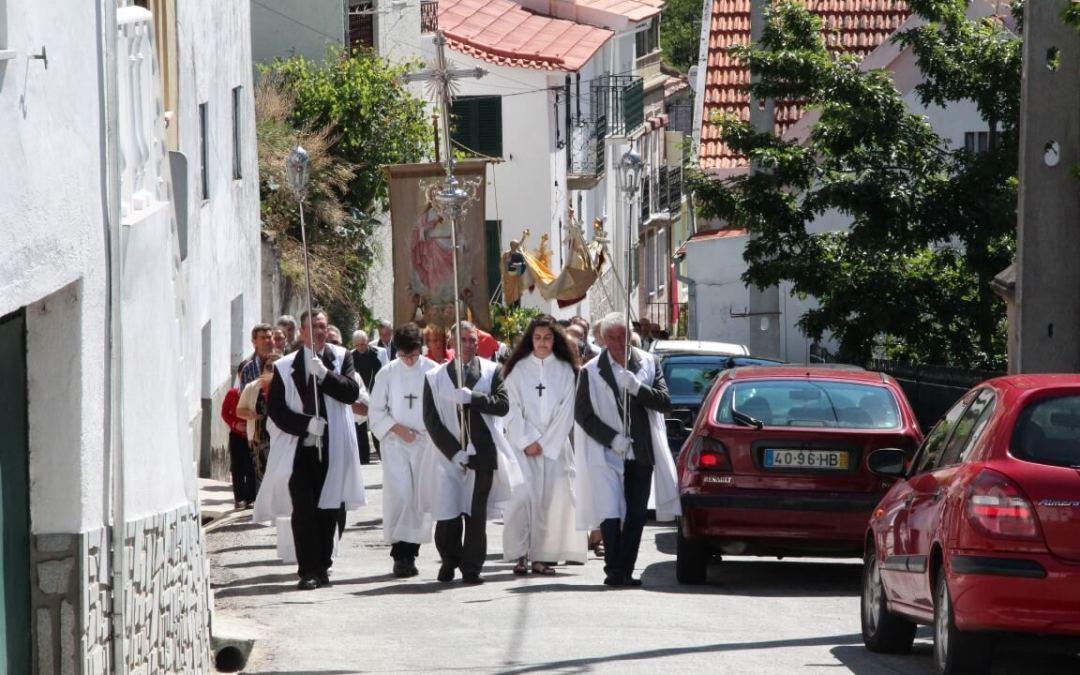 Boas vindas ao padre António Martins