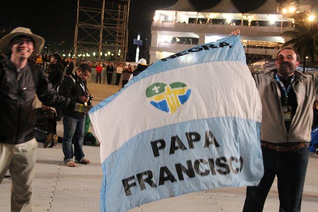 Sucessor de São Pedro – Papa Francisco