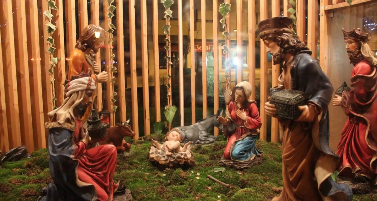 Feliz Natal Padre Hugo Martins