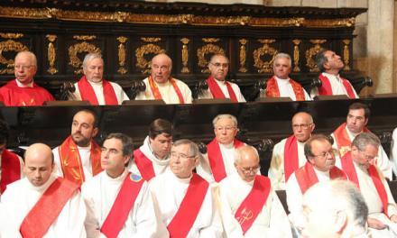 Tomada de posse dos órgãos da Fundação Nun'Álvares.