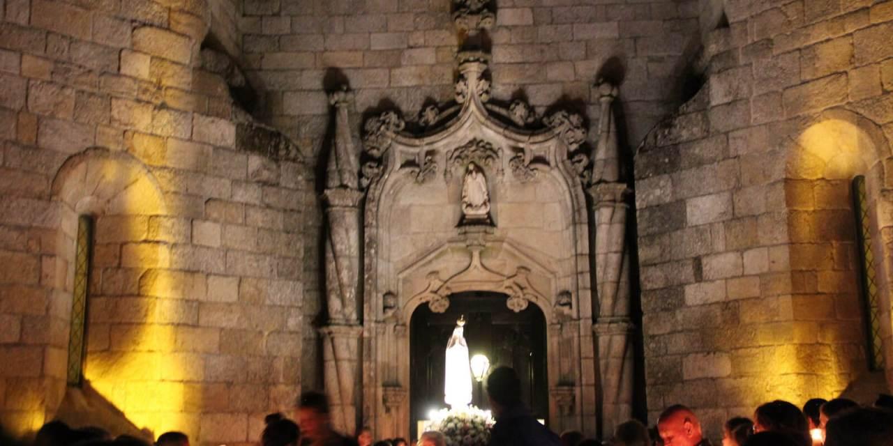 Abertura da 'Porta Santa' na sé da Guarda