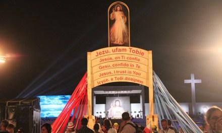 XXXI Jornada Mundial da Juventude: Vigília de oração – Discurso do santo padre