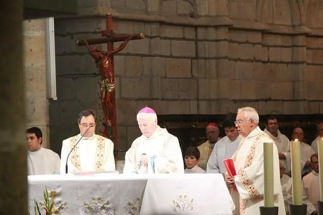 Bispo da Guarda: 14 anos de episcopado.