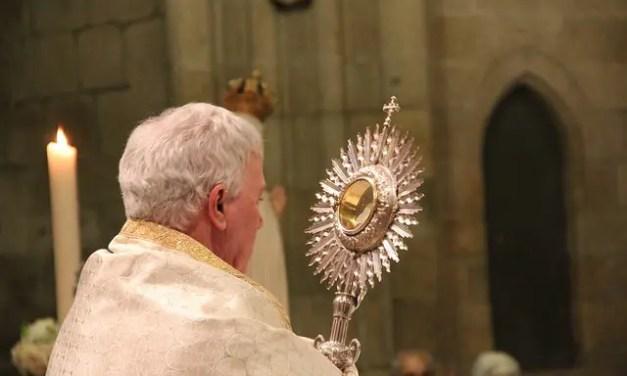 Solenidade do Corpo de Deus celebra-se na cidade da Guarda com procissão