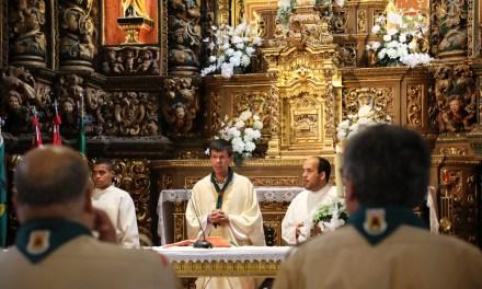 Padre Hugo:  Alocução em tomada de posse da Junta Regional da Guarda do CNE 2018-2021