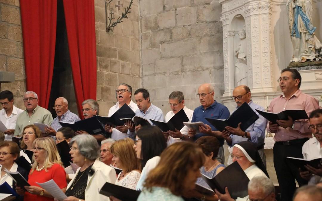 CÂNTICOS PARA A EUCARISTIA – Domingo III Advento Ano C
