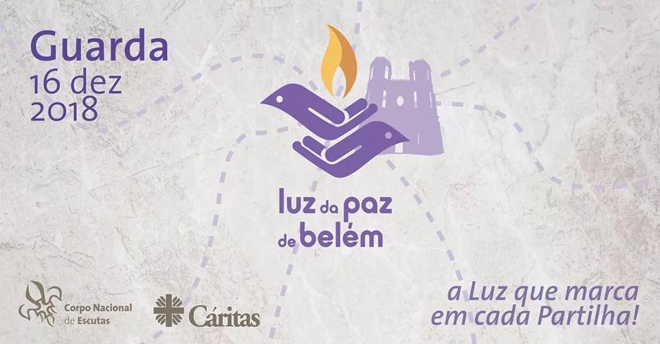 CNE: Luz da paz de Belém 2018