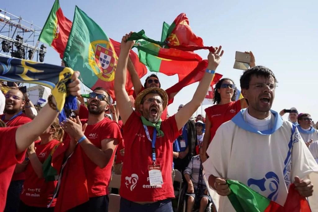 Video oficial Jornadas Mundiais da Juventude 2022 #JMJPortugal #JMJ2022
