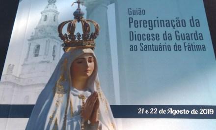DIOCESE DA GUARDA: PEREGRINAÇÃO A FÁTIMA EM 2019